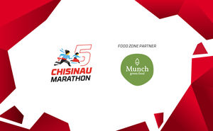 Munch.md: tasty and healthy meals for Chisinau Marathon participants