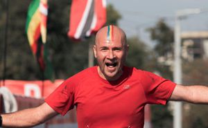 CUM AM ALERGAT:  Chisinau International Marathon 2017