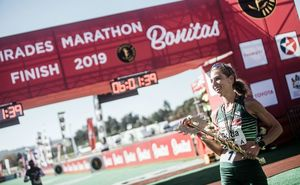 Women's Course Record Shattered at 2019 Comrades Marathon