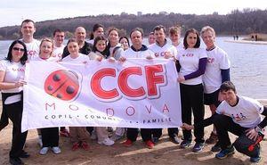 Sporter Corporate Run. CCF/HHC Moldova organization