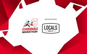 Locals.md a devenit partenerul media al Maratonului din Chișinău