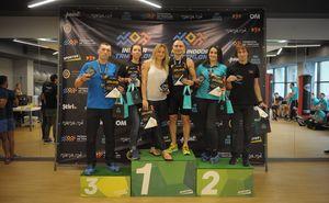 Определились победители Indoor Triathlon 2018