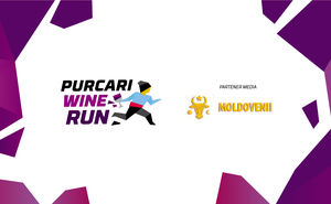 Moldovenii.md — partener media al cursei de trail Purcari Wine Run 2019
