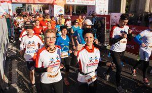 "The Chisinau International Marathon received ""5 stars"""