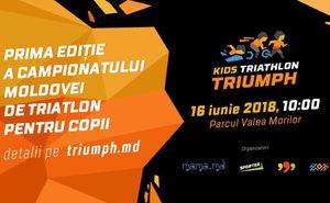 One day left till the kids triathlon cup Kids Triathlon Triumph