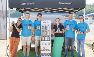 Sea Mile: Garmin стал партнером Sport Expo на пляже Гидигич