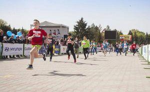В Кишиневе пройдет Kids Run Day by Naturalis