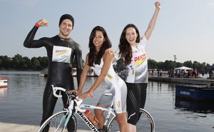 Register your team at the Triathlon Triumph Relay Race