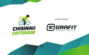 Grafit Holding поддерживает участников велогонки Chișinău Criterium 2019