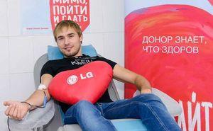 """Кишиневский марафон поддерживает акцию """"Передай пас добра вместе с LG"""""""