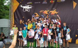 În Moldova s-a desfășurat triatlonul pentru copii Kids Triathlon Triumph