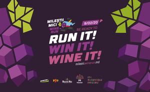Milestii Mici Wine Run вновь приглашает участников
