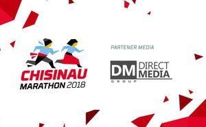 Live-трансляция Кишиневского Марафона от медиапертнера Directmedia