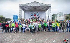 Определились победители первого выпуска Balti Half Marathon