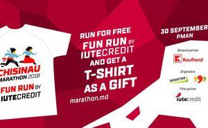 Take part in the entertaining mass run Fun Run by Iute Credit