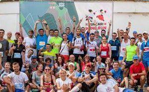 Sporter организовал первый трейловый забег по виноградникам Purcari