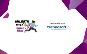 Technosoft: official partner of Mileștii Mici Wine Run 2020