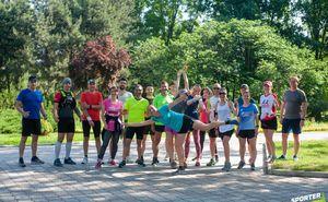 Sunday Long Run – мы открыли летний сезон тренировкой на природе