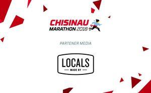 """Locals – partenerul media al """"Maratonului Internațional Chișinău 2018"""""""