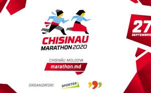 Înregistrarea la Maratonul Internațional Chișinău 2020 este deschisă!