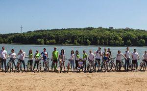 Компания Simpals подготовилась к велогонке Chisinau Criterium