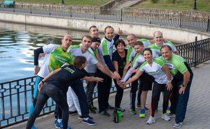 Suporterii unui stil de viață activ s-au pregătit pentru maraton