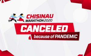 Chisinau Marathon has been postponed to next year