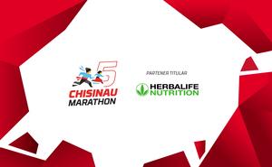 Herbalife e pentru mișcare! Hai la Chișinău International Marathon!