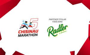 Radler - partener titular FoodZone al Chișinău Marathon