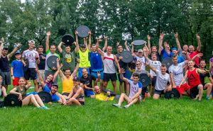 """Участники """"Glodiator Mud Race 2018"""" прошли вторую тренировку"""