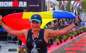 Молдавские спортсмены покорили Ironman Tallin 70