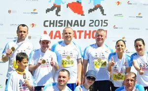 Petrom Moldova is the general sponsor of the second Chisinau Marathon