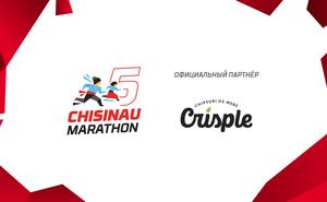 Crisple Snack прибавит хруста на Международном Кишиневском марафоне