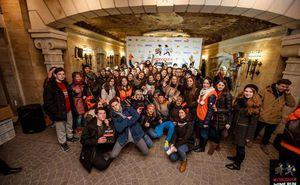 Великолепная работа Волонтеров Sporter в забеге Wine Run