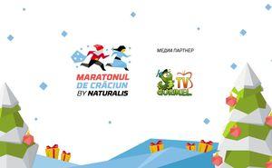 GURINEL TV — медиапартнер Maratonul de Crăciun by Naturalis 2018