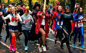 Как проходят костюмированные забеги в других странах