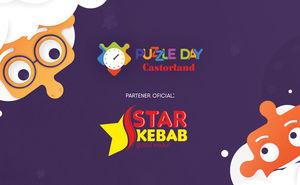 Puzzle Day by Castorland 2019: Star Kebab alungă foamea participanților