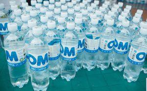 Питьевая вода ОМ – партнёр Sea Mile 2018