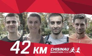Vă invităm să-i cunoașteți pe noii participanți la cursa de 42 km