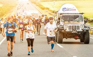 Известные молдавские личности примут участие в Wings for Life World Run