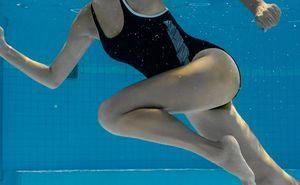 Как действуют беговые тренировки в воде?
