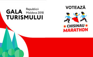 Votează Maratonul Internațional Chișinău în cadrul Galei Turismului