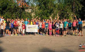 Состоялась десятая тренировка Sunday Long Run