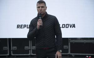 Кишиневцы встретились с рекордсменом-марафонцем Ярославом Мушинским
