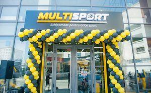 Магазин Multisport - партнер Sport Expo на  Chisinau Criterium