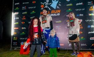 The Hell Run by Naturalis night race is successfully over!