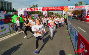 В Кишиневе пройдут детские забеги Kids Run Day by Naturalis