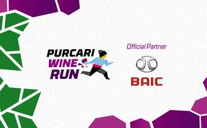 Ajungi primul la linia de finiș de la Purcari Wine Run 2021 cu BAIC