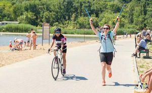 Двухдневная подготовка к чемпионату Triathlon Triumph