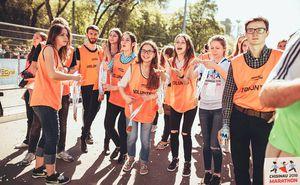 CHISINAU MARATHON 2018 ищет волонтеров